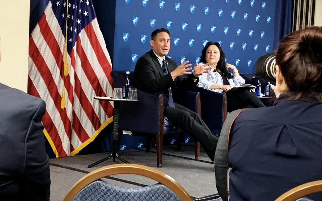 Lt. Gov. Howie Morales Speaks on National Panel with AFT President Randi Weingarten to Address Crisis in Teaching Profession, Details Agenda to Support & Improve Classrooms