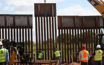 'Man Camp' for Border Wall Workers in Columbus, N.M. Moving Amid Concerns Over COVID-19