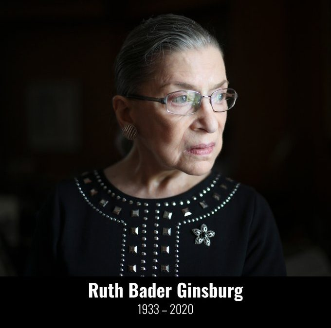 Lt. Governor Howie Morales' Statement on the Passing of Supreme Court Justice Ruth Bader Ginsburg