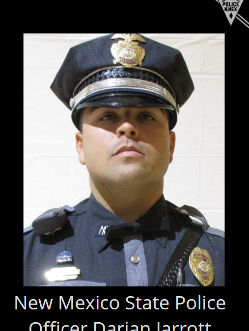Flags Ordered to Half-Staff in Mourning for Officer Jarrott